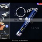 projector keychain light