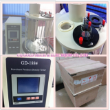 GD-1884 ASTM D1298 Crude Petroleum Relative Density Meter