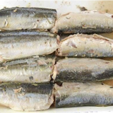 Factory Price Premium Qaulity Chinese Canned Mackerel Fish in Brine 425g