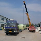 Corrosion Resistant Tanks Domestic Sewage Smc Fibreglass Storage Tanks