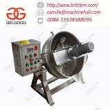 Excellent Quality Electric Jacketed  Peanut Brittle Cooking Pot for Sale