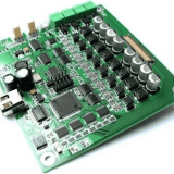 Prototype pcb assembly for computer intermediate frequency therapy device