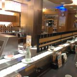Brand Sushi Restaurant Customized Order of Conveyor Belt