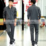 OEM Plain Fashion Breathable Sport Wear Men Tracksuit                                                                         Quality Choice
