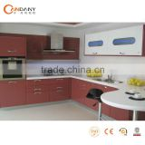 American style classic wooded kitchen cabinets from china,metal kitchen sink base cabinet