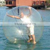 2015 Super quality water bubble ball/water walking ball/water ball/walk on water balls for sale