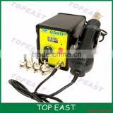 858D LED Digital Air Pump Heat Gun Solder Rework Station Solder Blower Heat Gun