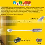 2015 new arrival led spot lamp customed logo led car projector light to sales promotion