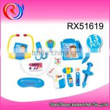 Children doctor set toy High quality toy doctor kit