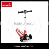 Rastar china factory kids toy shopping flash buggy nbluck scooter