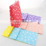 Wedding Favors Gift Packing Environmental Party Paper Favor Bags                                                                         Quality Choice