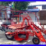 sugar cane harvester, sugarcane harvester, small sugarcane harvester, mini sugarcane harvester