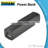 2000mAh Power Bank, 5V 1A External Mobile Battery Charger Pack for Phone
