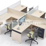 Big Lots Commercial Office Cubicle Easy Assembling Durable Office Workstation (SZ-WS333)