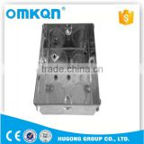 Factory price BS 4662 hot sale metal junction box