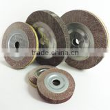 Abrasive Flap wheel with shank,Cutting wheel,Deburring,Tool,buffing motor,Electrical,silicon carbide mounted wheels