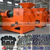 Coal briquetting equipment/roller ball press machine /pillow shape briquette machine for sale