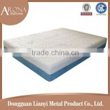 Tight Top Bamboo Fiber Knitting Fabric Queen Size Bonnell Spring 2014 Best Selling Foam Mattress