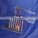 24 kinds in stock factory direct sell e cig accessories acrylic e cigs display stand atomizer and battery display stand