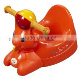 Plastic animal baby potty trainer & baby first chair & baby product