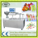 2000 p/h PE soft plastic tubes ice lolly or ice pop or Popsicle yogurt filling and sealing machine