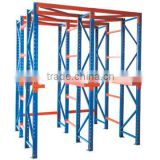 Factory directly selling Commercial warehouse shuttle racks Cantilever rack Automatic warehouse storage system with rack