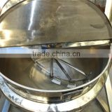 Gas Heating Jacketed Cooking Pot