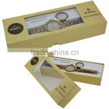 Wood Factory Wholesale Custom Wooden Watch Box