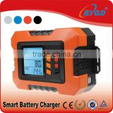 2/4/8/12A auto solar power car battery chargers for sale                                                                         Quality Choice