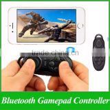 Mini Wireless Bluetooth 3D Glasses Remote Control Shutter Bluetooth Gamepad Controller For Android / IOS Phone Tablet PC Laptop