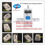 Blister High Frequency welding and cutting machine Double plastic Welding and cutting machine