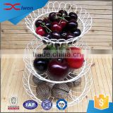 Wholesale cheap indeformable fashion 3 tier metal fruit basket                                                                         Quality Choice                                                                     Supplier's Choice