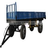 High quality Europe style tractor trailer with Hydraulic Power