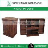 2016 New Modern Design Home Bar Wooden Cabinet