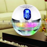 Factory price with high quality globe wood freshener aroma globe diffuser and humidifier with oils