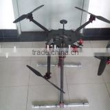 STORM D-400 AIbird Unmanned Aerial Vehicle electric 4 multirotor UAV for Agriculture OctoCopter drones