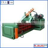 hydraulic metal baler and baler parts