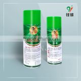 Qianjin high brand low price aerosol can strong power dry silicon oil mould release agent