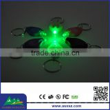 Best Seller Cheap Key Chain LED Green Light Keychain factory