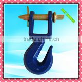 ALLOY STEEL G70 US TYPE TRACTOR TOW GRAB HOOK(BTR70130)