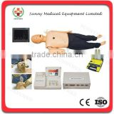 SY-N034 Series ACLS training manikin CPR Intubation AED External Pacemaker cpr manikin