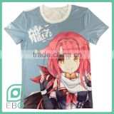 Anime t shirt Kantai Collection sex girls photos china supplier Custom printed                                                                                         Most Popular                                                     Supplier's Choice