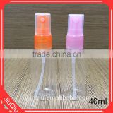 40ml sprayer bottle / pet bottle with sprayer / plastic sprayer bottle / bottle sprayer / mini sprayer bottle