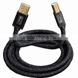 Yulong Audio CU2 HiFi USB Cable for Audio Decoder DAC 1M