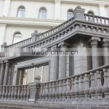 Luxurious decorative for commerical building & private villa outdoor staircase railing