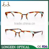 G3606-LQ0069 Slim Style reading glasses rimless eyewear