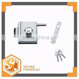 GL-04SS stainless steel center glass door clamp locks,frameless sliding tempered glass door lock