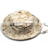 Military camo cap boonie hats wholesale camouflage hat