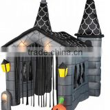 Halloween Inflatable Lighted Haunted House