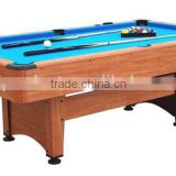 Factory supply indoor billiards game table MDF playfield pool table snooker table 6ft7ft8ft